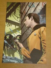 STAR TREK NEXT GENERATION GHOSTS #5 RI VIRGIN COVER 2010 IDW JOE CORRONEY