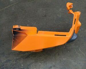 2014 ARCTIC CAT M 8000 162 LTD,Orange RH Right Side Belly Pan Skid Plate(OPS1068