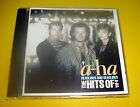 "CD "" A-HA - THE HITS OF A-HA "" BEST OF / 16 SONGS (TAKE ON ME)"
