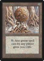 Wooden Sphere - BETA Edition  - Old School - MTG Magic The Gathering