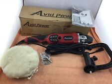 "Avid Power 7"" Car Polisher, 120V-60Hz, 12A, Speed:600-3200/min (AEP142)  NOB"