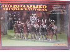 WARHAMMER 83-23 CAOS - BARBAROS DEL CAOS A CABALLO - MARAUDER HORSEMEN