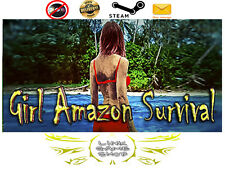 Girl Amazon Survival PC & Mac Digital STEAM KEY - Region Free