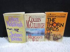 Lot of 3 Colleen McCullough Paperback Books