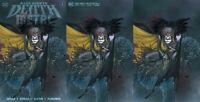 SOLD OUT: DARK NIGHTS DEATH METAL #3 - PEACH MOMOKO SET - ROBIN KING