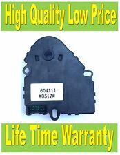 604-111 HVAC AC Heater Blend Door Actuator NEW 1572972, 16164972, 52402599