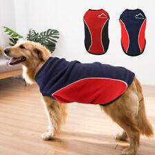 Medium Large Dog Clothes for Winter Warm Coat Jacket Reflective Labrador Pitbull
