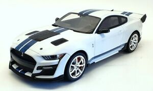 GT Spirit 1/18 Scale GT306 - 2020 Ford Shelby GT500 Dragon Snake - White