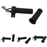 Electric Bicycle Cable Throttle Grip Handlebar For Electric Scooter Bike E-bike