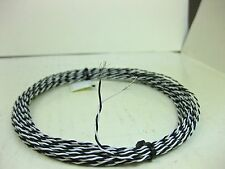 10 feet 28 AWG PTFE Wire stranded tight twisted pair Nickel plated High Temp