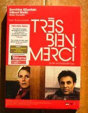 DVD TRES BIEN MERCI - Sandrine KIBERLAIN - NEUF