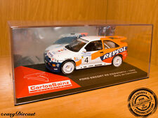 FORD ESCORT RS COSWORTH CARLOS SAINZ 1:43 INDONESIA'96