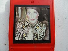 CHER SUPERPACK VOL. 2- 8 TRACK TAPE THE GIRL FROM IPANEMA/ OUR DAY WILL COME