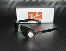 RAY BAN RB3522 004 9A Gunmetal Polarized Green 61 mm Men's Sunglasses