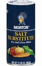 Morton Salt Substitute For Salt Free Diets