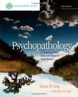 Psychopathology by Gray