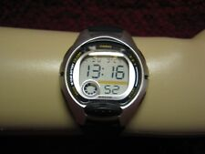 Women's Casio World Time Solar Alarm LW-120 Digital Watch USED