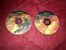 Halo 2: Limited Collector's Edition Disc Only (Microsoft Xbox, 2004) Tested