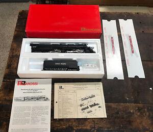 Rivarossi 1585 HO Union Pacific 4-8-8-4 Big Boy Steam Locomotive #4002/Box