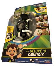 Ben 10 Deluxe Omnitrix Watch 100+ Alien Phrases & Sound Effects