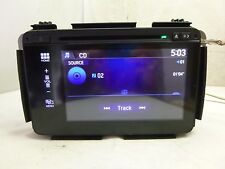2016 Honda HR-V Radio Cd Touch Screen APPS & Theft Code 39100-T7W-A014 MP62621