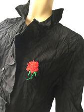 Rüschen Damenblusen, - Tops & -Shirts in Größe 38