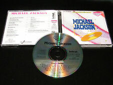 "Michael Jackson ‎– ""LIVE & ALIVE"" Very Rare German Import CD"