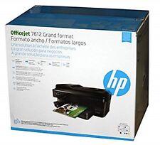 HP Officejet 7612 Wide Format All-In-One Inkjet Printer - Brand New