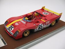 1/18 scale Tecnomodel Ferrari 312PB Watkins Glen 1972 TM18-62A