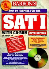 Barrons SAT 1: How to Prepare for the Sat 1