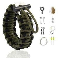 """The Friendly Swede Bracelet Multi-Fonction en Paracorde avec Kit de Survie """"Gre"""