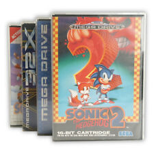 5 Pack Premium SUPER STRONG MEGA DRIVE Master System 32X Game Box Protectors 0.5