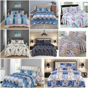 Stunning Bed Spread 2021 Designs 160GSM Reversible Two Sided Top Notch Product
