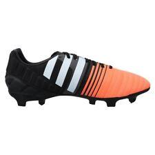 adidas - NITROCHARGE 2.0 FG Mens Football Boots Black/Orange (B40332)