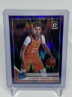 2019-20 Donruss Optic Cameron Johnson RC Rated Rookie Purple Shock Prizm Suns