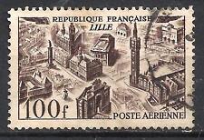 France 1949 poste aérienne Yvert n° 24 oblitéré 1er choix (2)