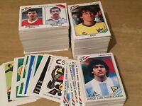 PANINI MEXICO 86 WORLD CUP COMPLETE YOUR SET..NEAR FULL SET PICK CHOOSE STICKER