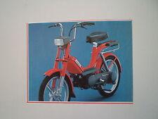 - RITAGLIO DI GIORNALE ANNO 1982 - PIAGGIO BRAVO 50
