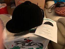 Lexlite LS400 LOWRIDER Equestrian Helmet Size 6 5/8