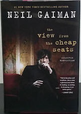 The View from the Cheap Seats by Neil Gaiman-Signed 1st HC Edn.