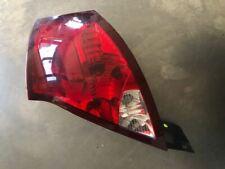 Passenger Right Tail Light Sedan 4 Door Fits 03-07 Ion 458354