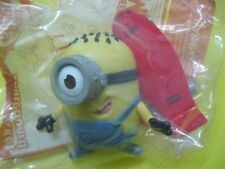2013 McDonald's Happy Meal Toy Minions Despicable Me 2 - Carl Rocket Skateboard