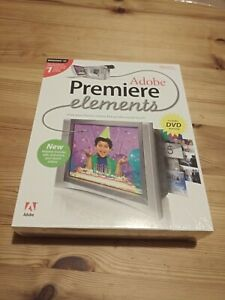 Adobe Premiere Elements 1.0 Windows XP 2004 - Disc 1 & 2 - (Used)