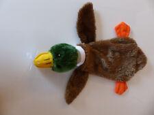Quietschspielzeug- Erziehungsspielzeug- Plüschente - Hundespielzeug 38cm günstig
