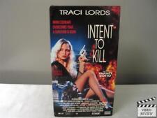 Intent to Kill (VHS, 1992) Traci Lords Scott Peterson