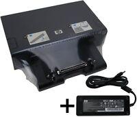 HP Dockingstation HSTNN-IX02 / EN489AA mit Netzteil 135 Watt PPP016H [7,4x5,0]