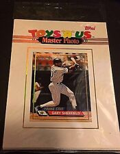 Topps Stadium Club MASTER PHOTOS 1993 Toys-R-Us COMPLETE Sealed 12 Card SET New!