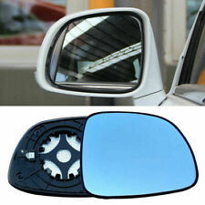 Power Heated w/Turn Signal Side View Mirror Blue Glasses For Chevrolet Captiva