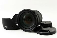 Sigma DC Macro 17-70mm f/2.8-4.5 Lens For Pentax From Japan Exc+++