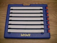 Inklings 1993 Family Board Game Trivia Replacement Parts/Pieces-Display
